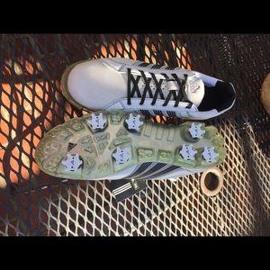 Men's size 10.5 Adidas golf shoes